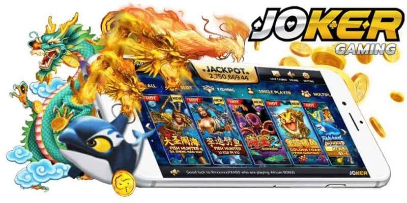 JOKER Gaming คืออะไร ดีอย่างไร